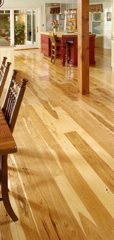 25  Best Ideas about Hickory Flooring on Pinterest