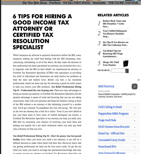 great tax tips valuable information for the tax challenged books three tips for hiring an aggressive minneapolis tax attorney
