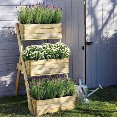 Tiered Herb Planter by An Attractive Tiered Planter Ideal For Herbs And Flowers