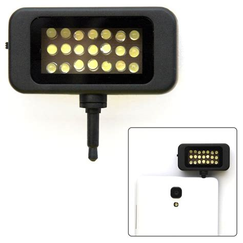 Instant Pro Universal 21 Led Flash Spotlight For Smartp Berkualitas instant pro universal 21 led flash spotlight for