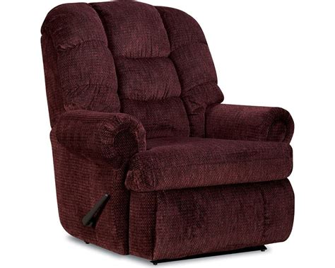 wallsaver recliners stallion comfortking r wall saver r recliner 1407