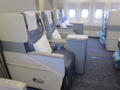 Cabin Floor by Review Gulf Air Business Class A330 London To Bahrain