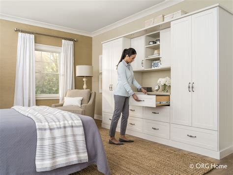Incognito Closets by From Wall To Wow Wardrobe Solution Expands Storage Space Incognito Custom Closets Tn