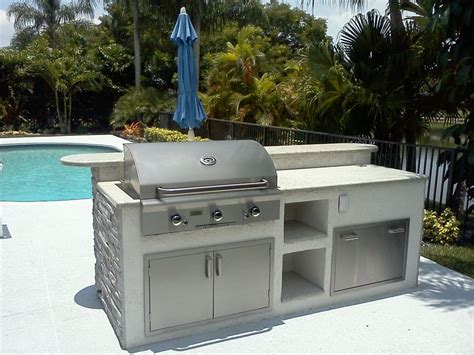 Prefab Outdoor Kitchen Cabinets by 35 Ideas About Prefab Outdoor Kitchen Kits Theydesign