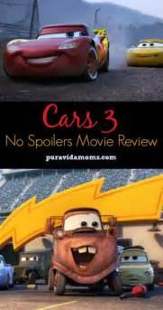 cars 3 movie review no spoilers pura vida moms