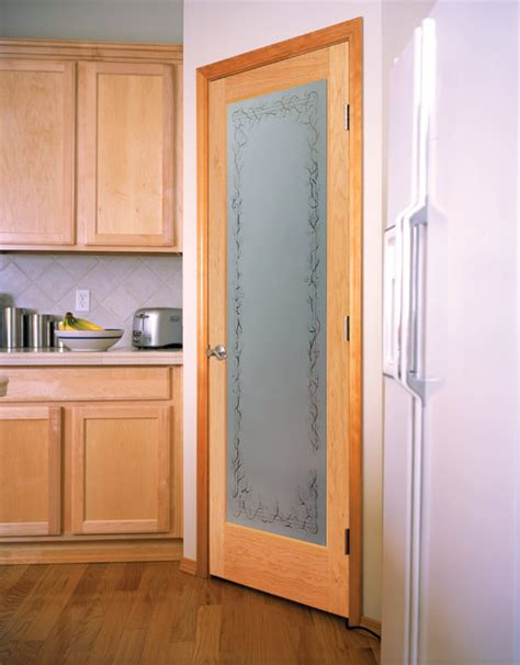 Interior Doors Sacramento Decorative Glass Interior Door Traditional Kitchen Sacramento By Homestory Easy