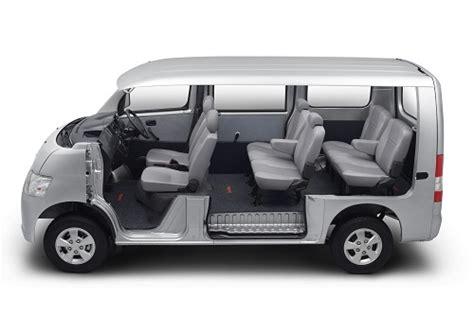 Daihatsu Luxio Interior by Harga Daihatsu Luxio Dan Spesifikasi Desember 2017