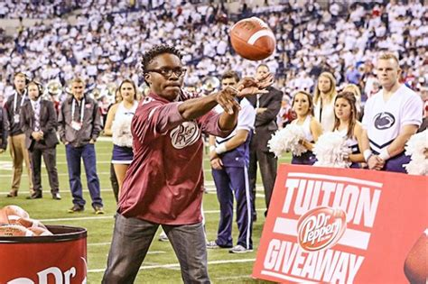 Dr Pepper Scholarship Giveaway - ole miss student wins a 100 000 scholarship from dr pepper the oxford eagle