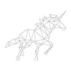 Washi Paper Motif Unicorn fond d 233 cran el 233 phant origami 201 cran et fond ecran