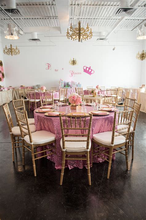 venues for bridal showers in atlanta ga sweet girly baby shower