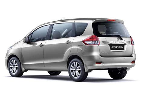 New Suzuki Ertiga Garnish Belakang Chrome Jsl Model Platinum 2016 suzuki ertiga gets facelift upgrades auto industry news