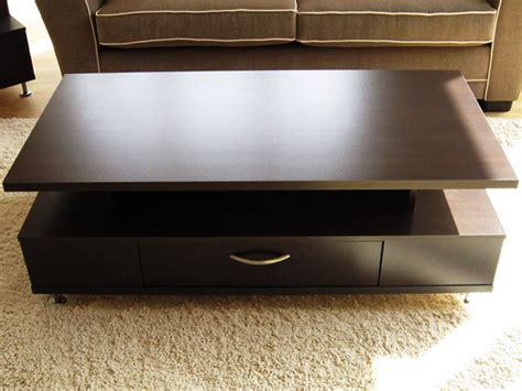 Modern Coffee Table With Drawers Style Of Coffee Tables With Drawers The Decoras Jchansdesigns