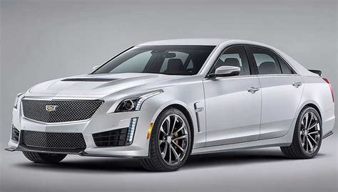 2018 cadillac cts v sedan best sport sedan n1 cars