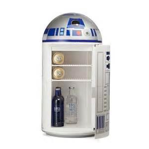Star Wars R2 D2 14 Liter Mini Fridge   Gadgetsin