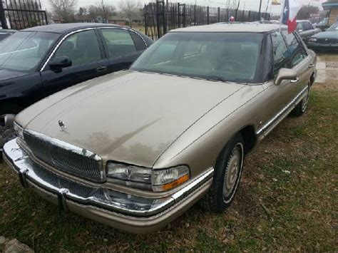 manual cars for sale 1993 buick park avenue head up display 1991 buick park avenue for sale carsforsale com