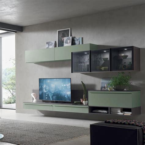mobile soggiorno moderno seta sa1551 mobile soggiorno moderno componibile l 317 0