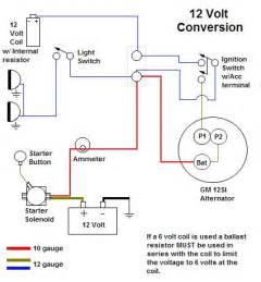 ford 9n wiring diagram 12 volt conversion 9n ford free