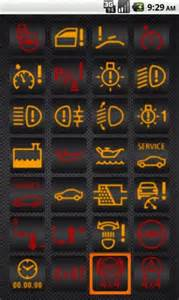 Bmw Indicator Lights Bmw Indicator Warning Ls For Android Appszoom