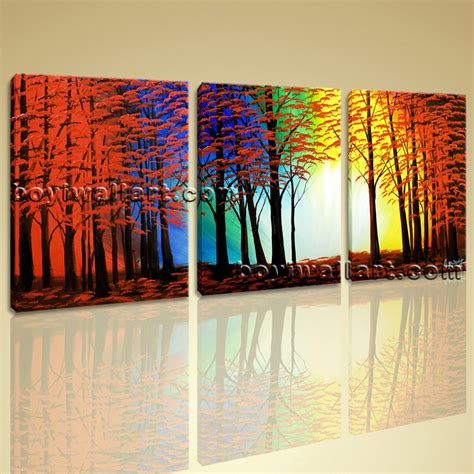 printable wall art large large abstract landscape painting print on canvas original