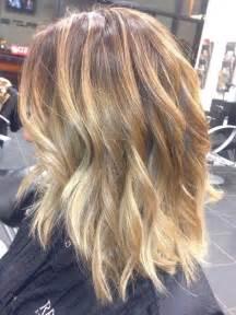 Balayage Light Brown Hair by Balayage With Light Brown Hair