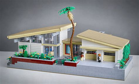 Dwell Announces Five Finalists For Their Mid Century Design A Lego House