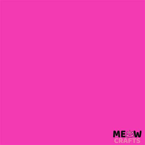 fuscia color fuschia pink silk color mwc11137 meow crafts