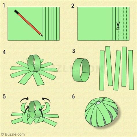 How To Make Simple Things Out Of Paper - 335 best diy images on step by step