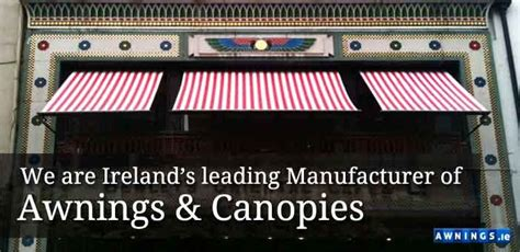 awnings ie awnings canopies blinds commercial residential