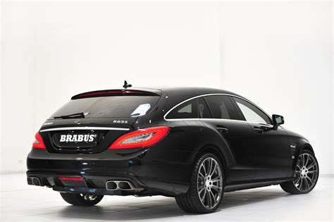 mercedes brabus 2019 2019 brabus mercedes cls shooting brake car photos