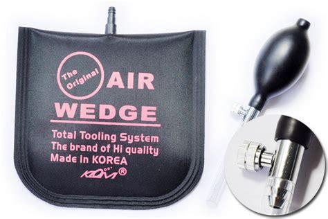 air for car doors air wedge wedge for unlock car door