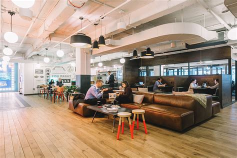 A Place Showtimes A Tour Of Wework Times Square Officelovin