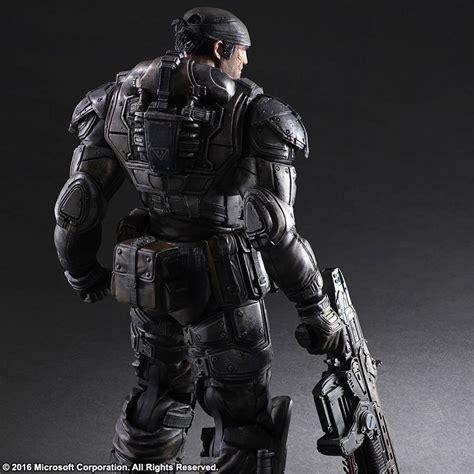 Fenix Gear Of Wars 31 Cm Figure Play Arts Gears Of War Fenix Figure Pre