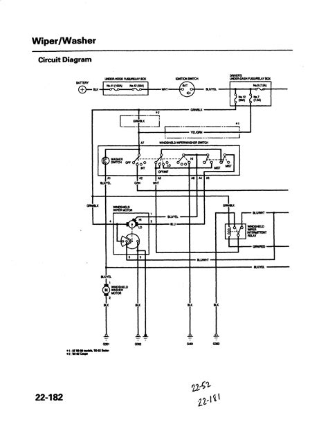 2000 honda accord wiring diagram wiring diagram