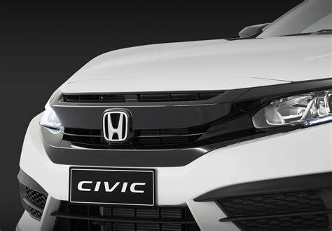 Front Sport Grille Honda New Civic bold new civic sedan peninsula honda