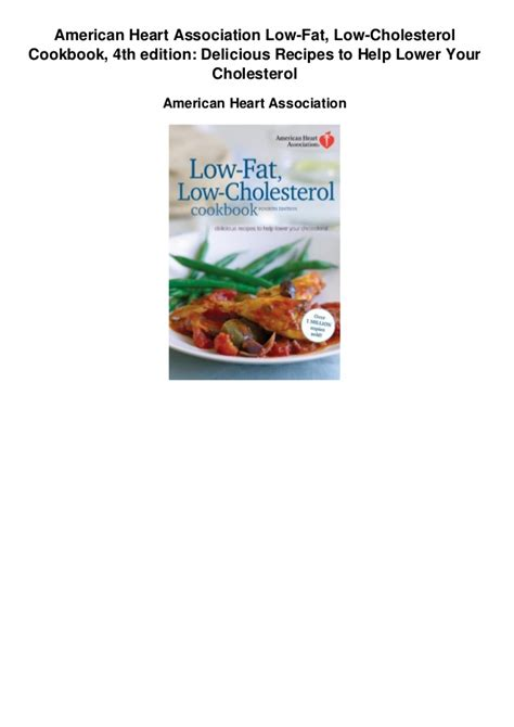 the low cholesterol cookbook and plan 4 weeks to cut cholesterol and improve health books american association low low cholesterol