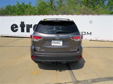 Toyota Hitch 2015 Toyota Highlander Hitch Cover Autos Post