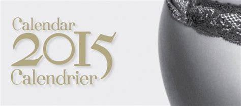 Aubade Calendrier 2014 Le Calendrier Aubade 2015 224 D 233 Couvrir Et 224 T 233 L 233 Charger