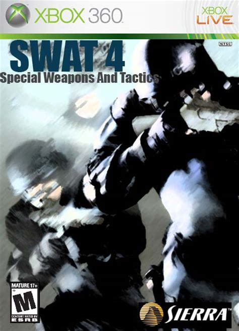 swat  xbox  box art cover  acdcrocks