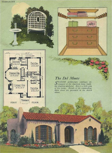small spanish house plans 45 best images about spanish cottage on pinterest stucco