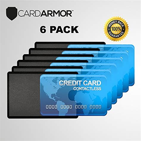 home decor credit cards rfid blocking sleeve credit card holder best clear debit