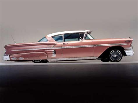 Kaos Impala Tm 6 1958 Chevy Impala Koral Kaos Lowrider Magazine