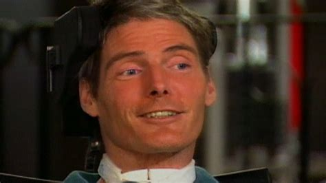 News For Christopher Reeves by June 2 1995 Christopher Reeve Paralyzed Abc News