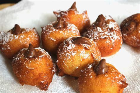 best zeppole recipe recipe for zeppoles with nutella a delicious treat