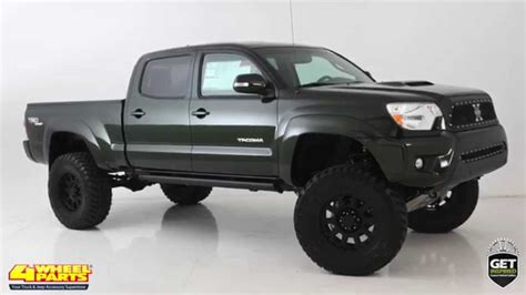 2014 Toyota Tacoma Upgrades 2014 Toyota Tacoma Parts By 4 Wheel Parts Funnycat Tv