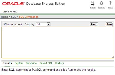 tutorial oracle database 11g express edition tutorial for how to get started to learn oracle learn