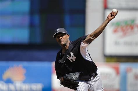 Downplays Weight Issue by Yankees Lefty Cc Sabathia Downplays Fastball Only Reaching