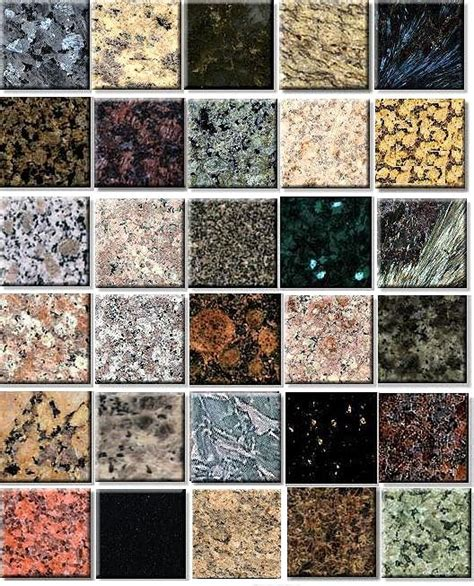 Kitchen Granite Countertops Colors by 25 Best Ideas About Granite Colors On Kitchen