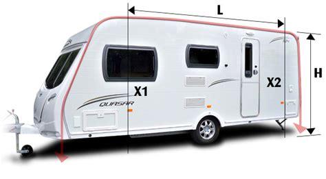 Eriba Awnings Caravan Awning Size Guide