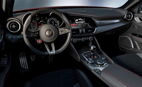 Alfa Romeo Interior alfa romeo giulia alfa romeo mazda club tr