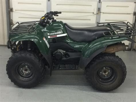 1999 Kawasaki Prairie 400 by Kawasaki Prairie 360 4x4 Motorcycles For Sale In